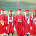 Celebrating high school grads and scholastic achievements