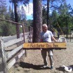 Idyllwild Dog Park dedicated in Rick Barker's honor