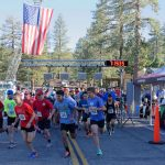 Wrong way runners, car chase … But all for a good cause
