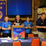 Rotarians from Southern Africa visit Idyllwild