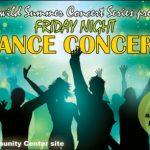 Summer Concert Dance Party