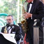Dahleen and his Big Band Staff wrap up concerts