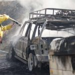 Mount Fire on Highway 74 near Mountain Center contained