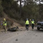 Motorcycle fatality on Highway 243 Wednesday