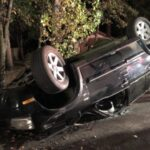 Traffic accident early Wednesday morning