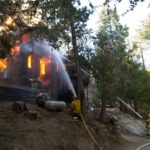 House burns down in Pine Cove; no one hurt