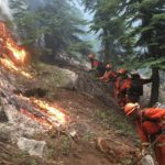 IFPD battalion chief fights Northern California fires