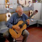 Dave Pelham, guitar builder, advocate, artist, educator
