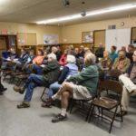 Assemblyman Voepel hears locals' views