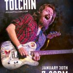 Genre-bending artist Jonah Tolchin shares his music with Idyllwild
