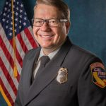 Dan Talbot named acting chief of county fire department