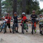 Idyllwild School has mountain biking team
