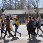 Local students join nationwide walkout