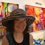Celebrating the colorful abstracts of Carol Mills (1930-2014)