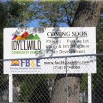 Idyllwild Community Center site closed for construction