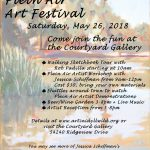 Plein Air festival includes personal participation