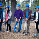 Creation of community center begins