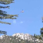 Hiker rescued Sunday afternoon