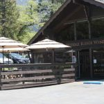 Wine with a view — Middle Ridge patio takes shape
