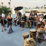 Drumming for rain