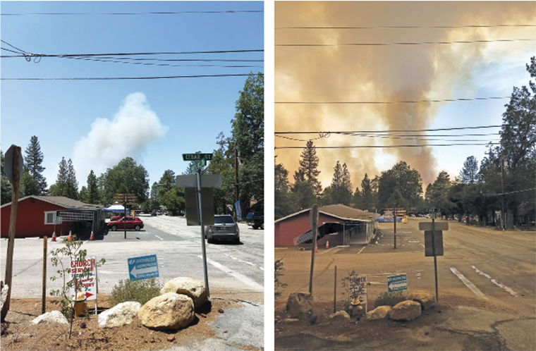 The Cranston Fire from July 25 to July 30 • Idyllwild Town Crier