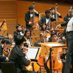 IA Summer Chamber Festival Orchestra and Choir Ensemble at Disney Concert Hall