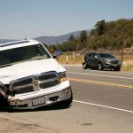 Fatal traffic collision on Highway 243