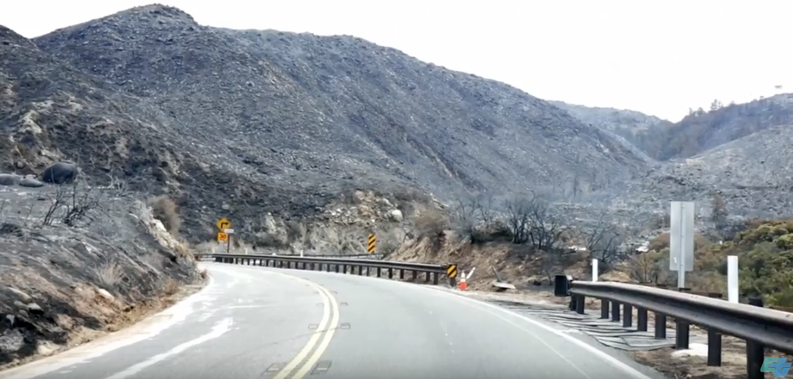 Caltrans releases video warning of sudden closures along 74 and 243