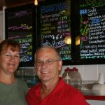 Idyllwild Ice Cream's new owners thank firefighters with a free scoop