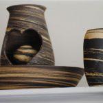 Helen Hixon buys working studio Mountain Pottery