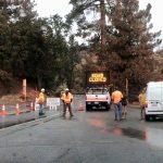 Rain brings evacuations and road closures again
