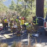 Collision closes Hwy. 243 between Idyllwild and Pine Cove