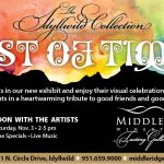 'Best of Times' art exhibit opens with reception