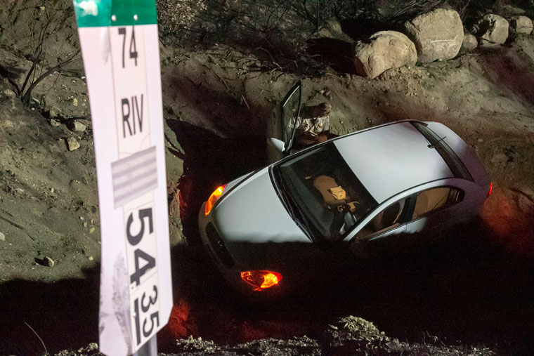 Four crashes on Hill roads over the last week • Idyllwild Town Crier