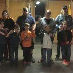 American Legion hosts new Cub Scout pack