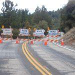 Highway 243 to Lake Fulmor opens