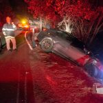Two injury crashes on Hill roads over the last week