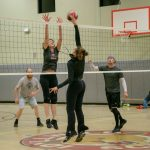 Sports Roundup: Volleyball