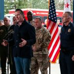 Governor stresses priority of wildfire safety and preparation