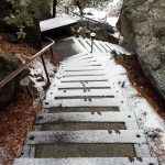 Idyllwild experiencing winter storms