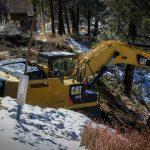 Highway repair begins