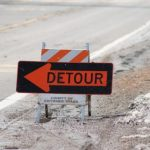 Highway 243 southbound closed, to leave Idyllwild detour