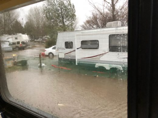 Lake Hemet Campground | RV Parking
