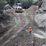 Highway 243 repair takes time