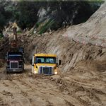 Highway 74 repair and restoration continues