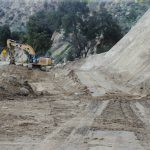 Work on Highway 74 between Mountain Center and Valle Vista