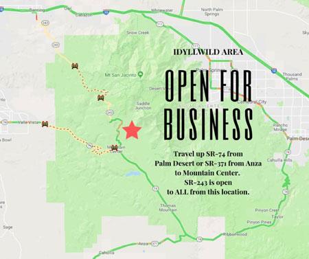 While highway closures continue, Caltrans alerts public