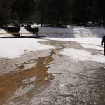 Top field unuseable after flood