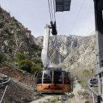 Palm Springs Aerial Tramway  reopened April 1