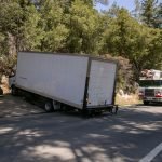 Two solo traffic crashes last week